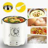 Coupon 1 2L Multi Function Mini Rice Cooker White Intl