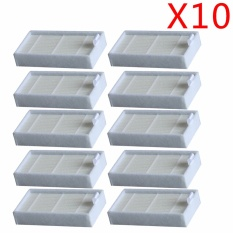Compare 10Pc Vacuum Cleaner Filters Hepa Filter For Chuwi V3 Ilife X5 V5 V3 V5Pro Ecovacs Cr130 Cr120 Cen540 Cen250 Ml009 Cleaner Parts Intl Prices