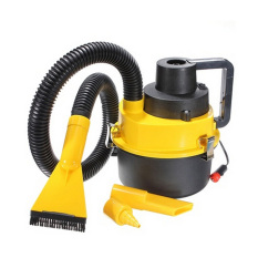 Sale 12V Portable Wet And Dry Outdoor Mini Car Boat Rv Vacuum Cleaner Inflator Pump Color Random Oem Wholesaler