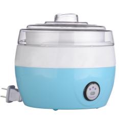 1l Automatic Electronic Stainless Steel Tank Yogurt Maker Rice Wine Maker Home Yogurt Making Machine Blue By Stoneky.