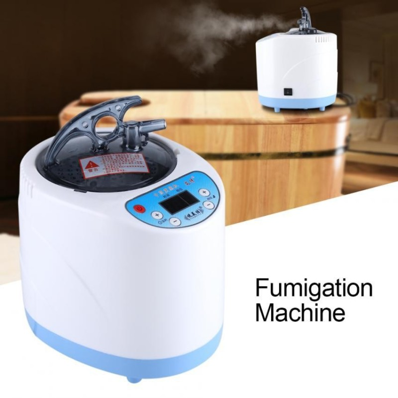 2L Fumigation Machine Home Steamer Steam Generator for Sauna Spa Tent Body Therapy - intl Singapore