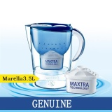 Review 3 5L Germany Filter Brita Kettle Marella Blue Water Bottle Water Purifier Intl China