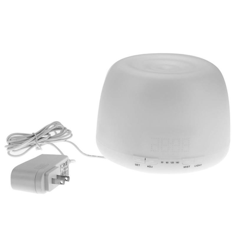 400ml Creative Smart Air Humidifier Ultrasonic Aromatherapy Humidifier - intl Singapore