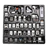 42Pcs Domestic Sewing Machine Foot Feet Snap On For Brother Singer Set Intl Review