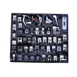 Low Cost 48Pcs Multi Function Domestic Household Sewing Machine Presser Foot Feet Intl
