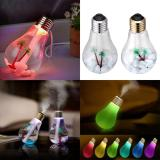 Promo 6 Color Change Lamp Bulb Humidifiers Aroma Led Air Diffuser Usb Purifier