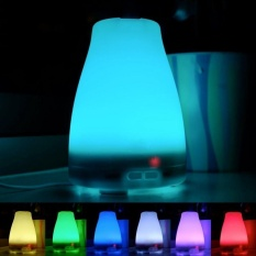 7 Colors Led Ultrasonic Aroma Diffuser Humidifier Aromatherapy Essential Oil Intl Reviews