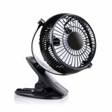 Latest Afaith Mini Clip And Desk Personal Fan 5 Portable Personal 2 Mode Speed Clip On Stand Desk Table Shelf Plastic Fan Usb Powered 360 Degree Adjustable Silent Cooling Cooler For Stroller Home Office Black Sa054B Intl