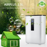 Cheapest Airplus 2 5L Home Air Semiconductor Dehumidifier Moisture Absorbing Air Purify White Us Plug Intl