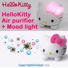 Buy Airsave Korea Hello Kitty Air Purifier And Mood Light Intl Online South Korea