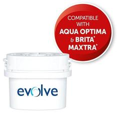 Compare Price Aqua Optima Brita Evolve 6 Month Pack 6 X 30 Day Water Filters On Singapore