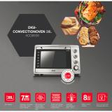Buy Aztech Silvertone Innobake Digi Convection Oven Aco6638 1Yr Warranty Aztech Cheap