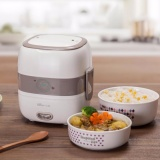Bear Dfh S2516 2 Layer Heating Rice Cooker Off White Intl Price Comparison