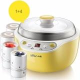 Best Deal Bear Snj B10K1 Multifunction Intelligent Yogurt Maker Rice Wine Maker 4 Ceramic Cups Intl