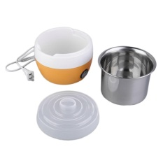 Sale Beau Stainless Steel Automatic Yogurt Maker Diy Delicious Yoghurt Container Orange Intl Oem Original