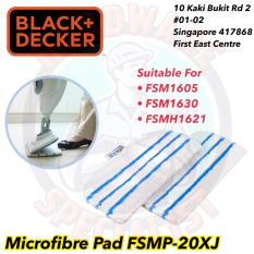 Black And Decker 1630 Steam Mop.Black Decker Steam Mop Mircofibre Pad Fsmp20 Xj Singapore