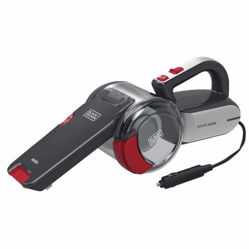 Black & Decker BDH1200PVAV 12-Volt Cyclonic-Action Automotive Pivoting-Nose Handheld Vacuum Cleaner Singapore