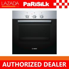 Bosch Hbn211E2K Serie 2 60Cm Built In Single Oven Stainless Steel On Singapore