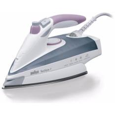 How To Get Braun Texstyle 7 Steam Iron Ts 755 2 Pin Plug