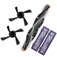 Low Price Cleaning Kit Combo Brush Side Brush Dust Hepa Filter For Neato Botvac 70E 75 80 85 Robot Vacuum Cleaner Intl