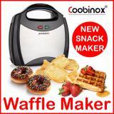 Brand New Coobinox Korea St 07Sm Home Snack Waffle Donuts Carp Cake Maker Intl