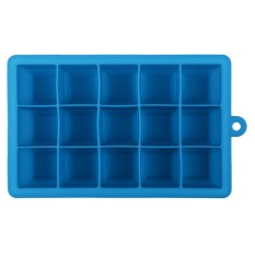 Creative Diy Big Silicone Ice Tray Mold Square Shape Sky Blue By Sportschannel.