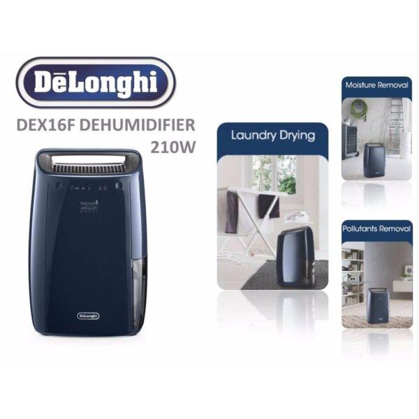 DeLonghi Tasciugo Ariadry Dehumidifier (Blue) - DEX16F Singapore