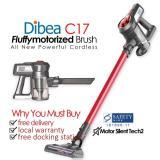 Dibea C 17 New Cordless Vacuum 2 In 1 Dibea Singapore Official E Store Price