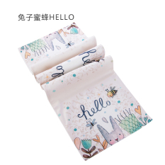 Double-Sided Short Plush Microwave Oven Anti-Dust Top Cover By Taobao Collection.
