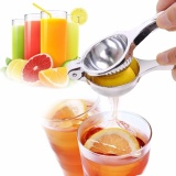 Purchase Ealek Big Size Lemon Squeezer Manual Citrus Juicer With High Strength Heavy Duty Design Hand Press Juice From Fruit Or Veget Intl Online