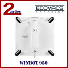 Sale Ecovacs Winbot 950 Window Cleaning Robot With Remote Online On Singapore