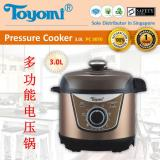 Best Rated Electric Pressure Cooker 3 0L
