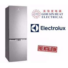 Who Sells The Cheapest Electrolux Ebb3500Mg Nutrifresh Bottom Freezer Refrigerator 343L Silver Online