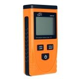 Electromagnetic Radiation Detector Dosimeter Tester Emf Meter Counter With Lcd Gm3120 Yellow Black Intl China