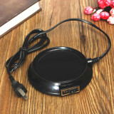 Buy Electronic Thermo Pots Teapot Warmer Blooming Tea Cup Mug 220V 20W With Free Plug Converter Intl
