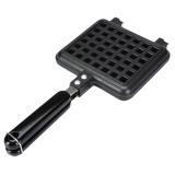 Best Buy Eozy Mold Aluminum Waffle Maker Black