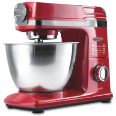 Buy Europace Efm 1206P 5L 12 In 1 Multi Function Food Mixer Red All Accessories Inclusive Singapore