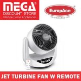 How Do I Get Europace Ejf198C Jet Turbine Fan