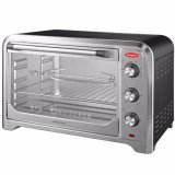 Sale Europace 45L Electric Oven With Rotisserie Eeo 2451S Silver Online Singapore