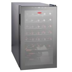 Price Comparisons Europace Ewc 331 33 Bottles Wine Cooler With Mirror Glass Door