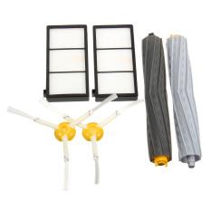 Cheapest Extractor Brush Filter Kit Set For Irobot Roomba 800 870 880 Series Cleaner Export Intl