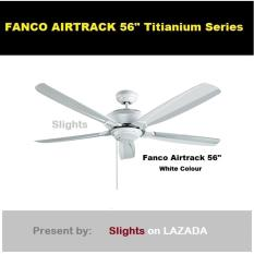 Buy Fanco Airtrack 56 Titianium Series Abs Blades Online