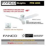 Buying Fanco Ffm 4000 E Series Ceiling Fan