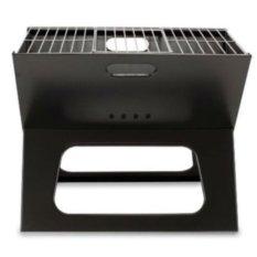 Best Buy Foldable Mini Bbq Grill Black