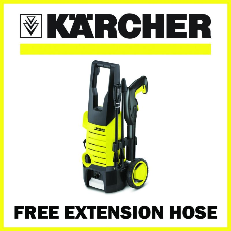 [FREE Claber Hose Extension worth $19.90] Karcher K2 360 Pressure Washer Singapore