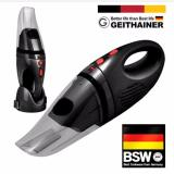 Retail Geithainer Cordless Handy Vacuum Cleaner Gtvc 131 Car Vacuum Strong Suction Power Provides A Variety Of Brushes Dust Water Double Filter