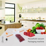 Gift 110V Food Home Electric Vacuum Sealer Packaging Machine Sealer Vacuum Packer Intl China