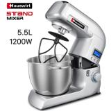 How To Get Hauswirt 5 5L 1200W Stand Mixer Lw6840G1 1Yrs Warranty