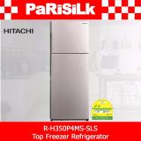 Where To Buy Hitachi R H350P4Ms Sls Pwh Top Freezer Refrigerator