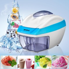 Home Electric Ice Shaver Slicer Crusher Machine Cube To Flake Shaved Snow - Intl By Qiaosha.